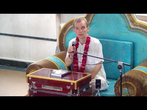 Шримад Бхагаватам 7.9.28 - Двиджа Говинда прабху