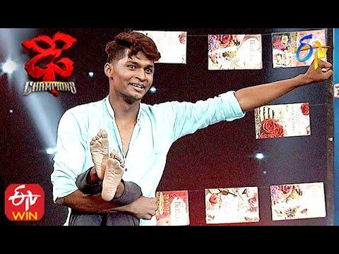 Somesh Performance | Dhee Champions | 5th August 2020 | ETV Telugu