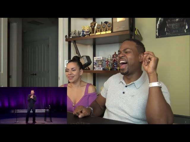 Bill Burr - no reason to hit a woman - how women argue (FULL) - REACTION!!!