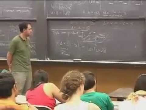 Lec 02 - Multivariable Calculus | Princeton University