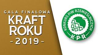 Gala Finałowa Kraft Roku 2019 - ogłoszenie wyników Konkursu Piw Rzemieślniczych