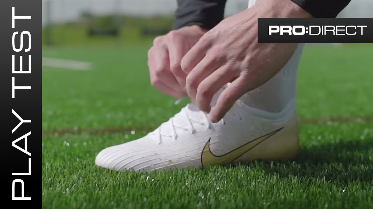 wholesale dealer 7bbee 5b0cf NIKE GOLD LIMITED EDITION BOOTS REVIEW – Special Mercurial Vapor & Phantom  Venom