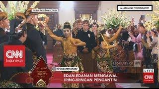 Video FULL - Prosesi Pernikahan Adat Jawa Kahiyang - Bobby, Jokowi Mantu download MP3, 3GP, MP4, WEBM, AVI, FLV Oktober 2018