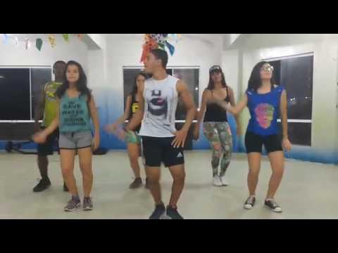 Jerry Smith /      A Morena Ta Qui Ta  / Coreografia Messias Vianna /