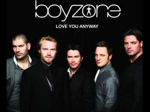 Boyzone - words karaoke theme
