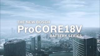 Bosch ProCore Battery from Power Tools UK