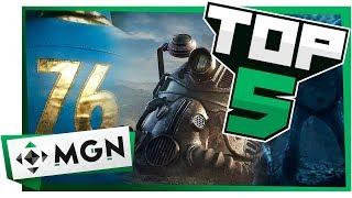 5 Cosas que Más Nos Emocionan de Fallout 76 | MGN