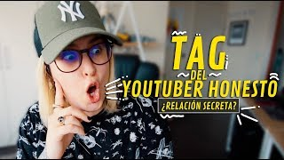 ¿Me ha gustado una YouTuber? TAG DEL YOUTUBER HONESTO | YellowMellow