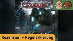 Mystery House - Brettspiel - Review und Regelerklärung