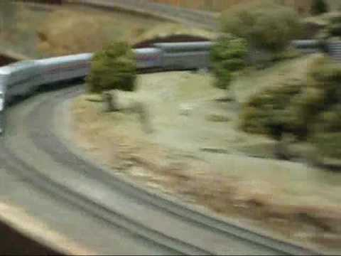Model Railway Toy Train Track Plans -East Valley Lines N Scale Model Railroad