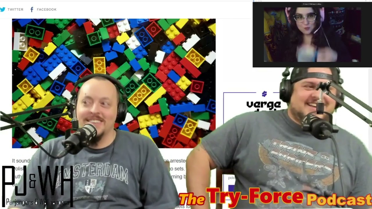 #211 Try-Force Podcast: Superhero Daddy Issues DeathStroke Sitcom