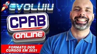 AGORA É OFICIAL! CPAB 2021