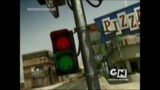 Cartoon Network LATAM - Tanda comercial (enero 2009) 1