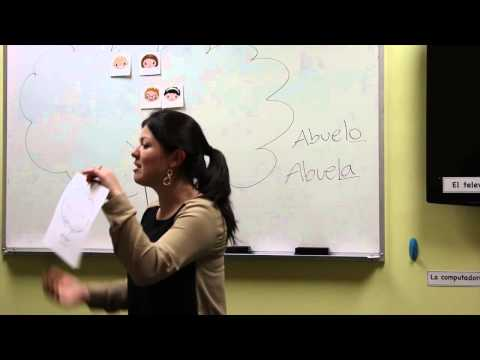 Spanish Institute - Structuring An Effective Kids' Spanish Class