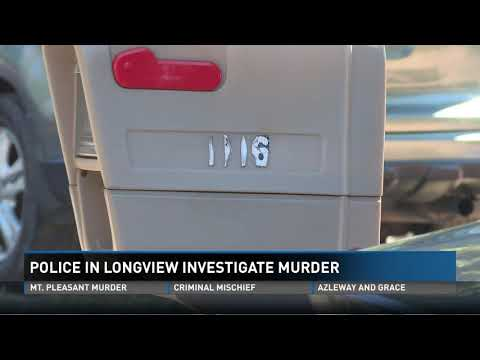 Police in Longview Investigate Monday Night Murder and Seek Community Help
