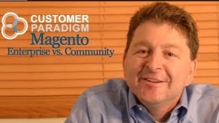 Magento Enterprise vs. Community