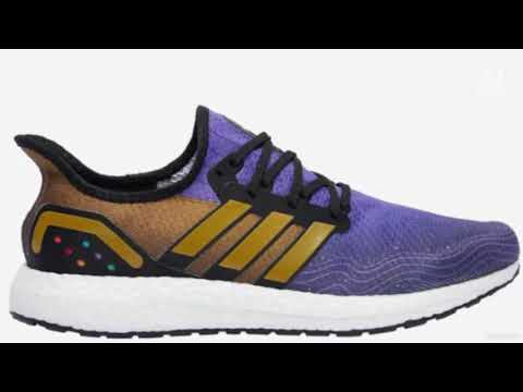 24e4299b Adidas lanza sneakers de 'Avengers' - YouTube