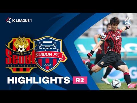 Seoul Suwon City Goals And Highlights