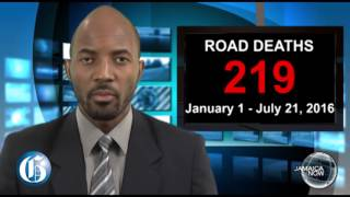 JAMAICA NOW: Deadly crashes...Pastor's tales after river plunge...Ja, T&T talks
