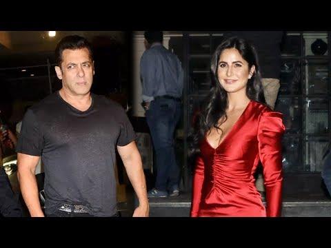 Lovers Katrina Kaif And Salman Khan Together At Ramesh Taurani Birthday Party Mp3