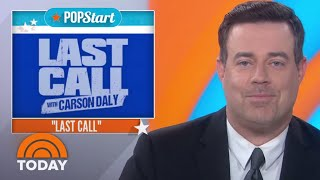 Carson Daly Reflects On 'Last Call' Ahead Of Final Episode | TODAY thumbnail