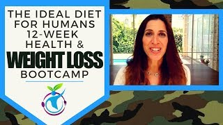 12 week health & weight loss bootcamp | galit goldfarb