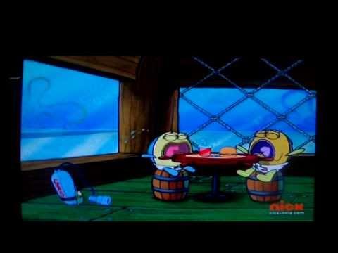 Spongebob goo goo gas Adult into Baby