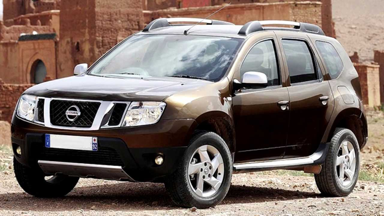 Nissan Duster Suv First Look Youtube
