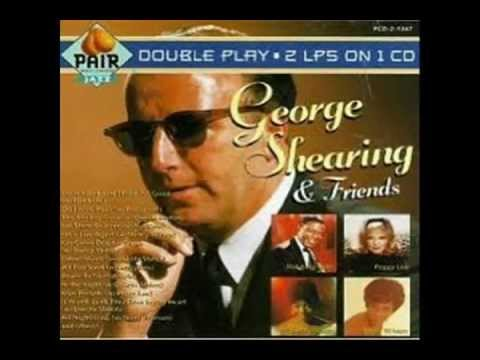 The Unique Musical Style of George Shearing - A Malaysian Pays Tribute.