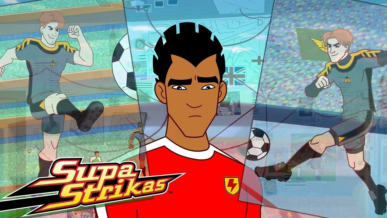 Download BRAND NEW Supa Strikas - Season 7! - The Perfect Match! | Soccer Cartoon For Kids