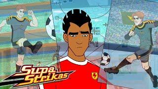 BRAND NEW Supa Strikas - Season 7! - The Perfect Match!  Soccer Cartoon For Kids