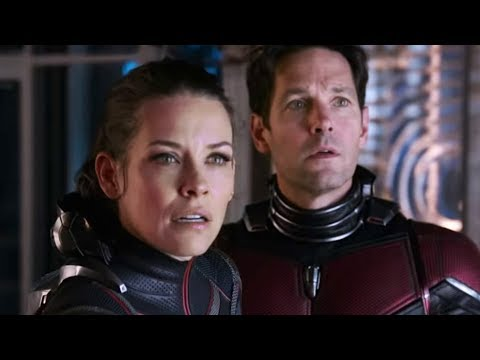 The Ending Of Ant-Man And The Wasp Explained