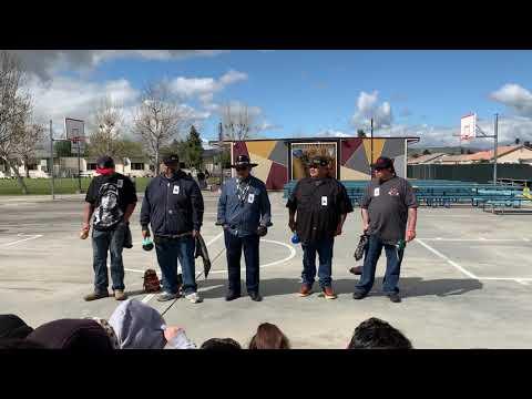 Morongo Indian Bird Singers at San Jacinto Valley Academy