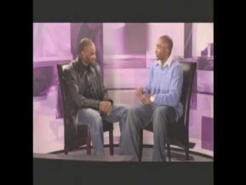 Datari Turner talks with Tyson Beckford
