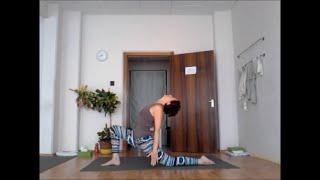 Szokj rá a jógára! (jóga otthon) 14. nap- Váll/mellkasnyitás és hátrahajlítás