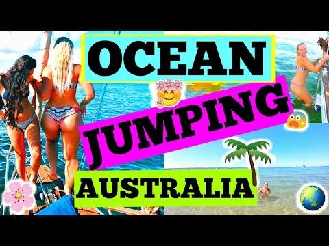 OCEAN JUMPING AUSTRALIA -- SAILING VLOG