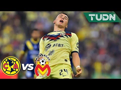 ¡Fantástica jugada! Viñas cerca del doblete | América 2 - 0 Morelia | Liga Mx AP19 Semifinal | TUDN