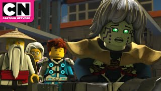 Saving Unagami | Ninjago | Cartoon Network