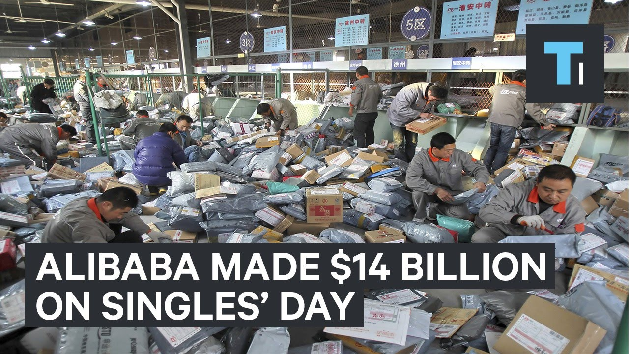 Lightening Fast Delivery in China for Singles Day - Supply