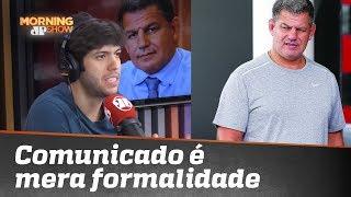 "Caio Coppolla sobre Bebianno: ""Comunicado de Bolsonaro é mera formalidade"""