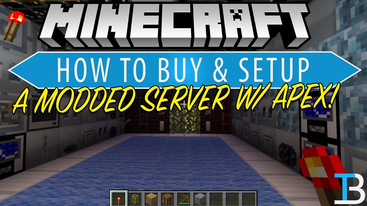 How To Buy A Modded Minecraft Server with Apex Minecraft ...