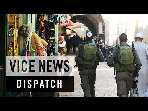 Locking Down Jerusalem: Intifada 3.0 (Dispatch 2)
