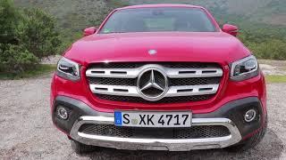 Mercedes-Benz Clase X - Contacto en Chile - Matias Antico - TN Autos