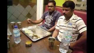 Dwindling Paperdosa (indian Crepes) Timelapse Presentation By Creativo Mentes / Dubai