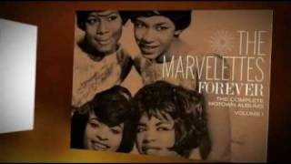 THE MARVELETTES  mashed potato time