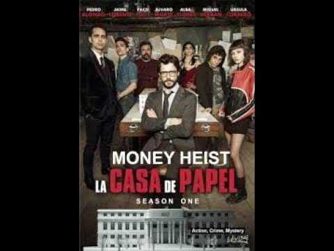 Download how to download money heist complete season 1 in english in HD quality