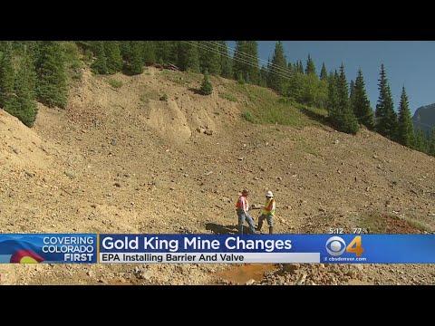EPA Installs Barrier, Valve At Gold King Mine