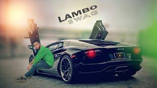 Lambo Swag Editing