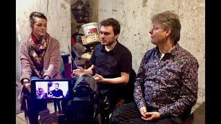 ROZPRAVA PRO DUŠI (V PROSTORU) – Alžběta, Igor a Martin, 15. 2. 2019