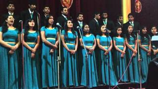 Mary Did You Know (Pentatonix Cover) - AURA 2K14 (St. Mary's Orthodox Cathedral, Dadar)